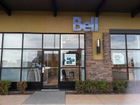 Store front for Bell