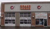 Store front for Brake Check