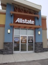 Store front for Allstate Insurance