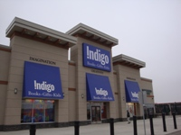 Store front for Indigo