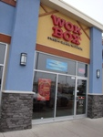 Store front for Wok Box