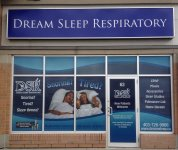 Store front for Dream Sleep Respiratory