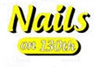 Store front for Nails on 130th