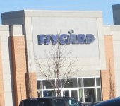 Store front for Nygard