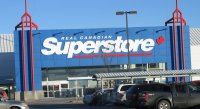 Store front for Real Canadian Superstore